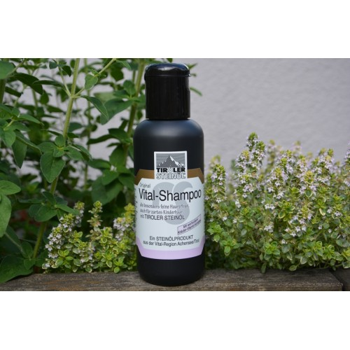 Tiroler Steinöl Vital Shampoo