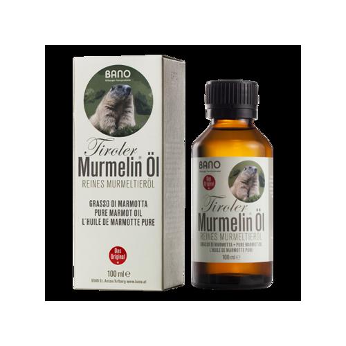 Bano Tiroler Murmelin Öl
