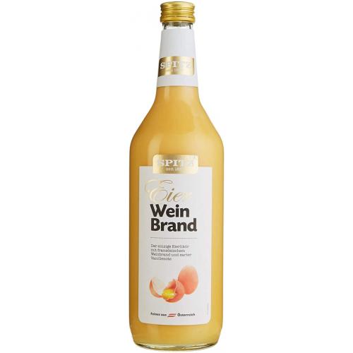 Spitz Eierweinbrand Likör 16%