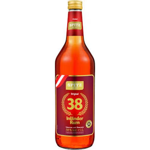 Spitz Inländer Rum 38% Vol.