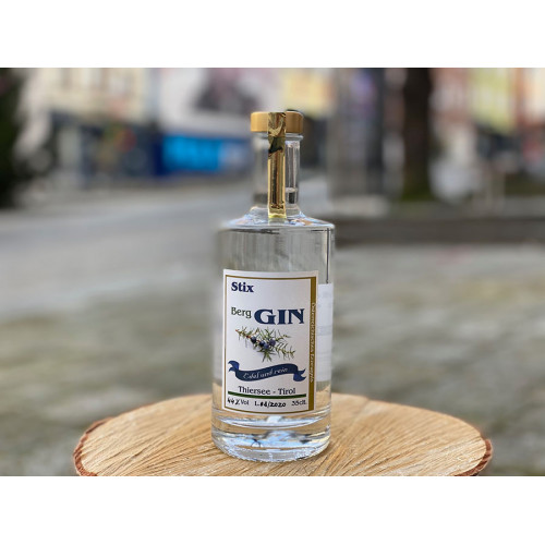 Stix Berg Gin 44 % Vol.